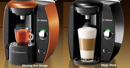 coffee site: TYPE BOSCH TASSIMO COFFEE BREWER-GOES HIGH ON SPEED