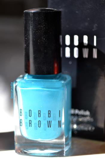 Bobbi Brown Turquoise