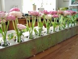 Blumen überall!