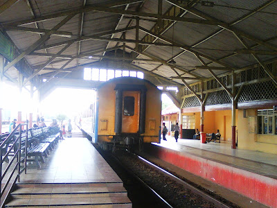 Cepu Station, Cepu train, Cepu travel