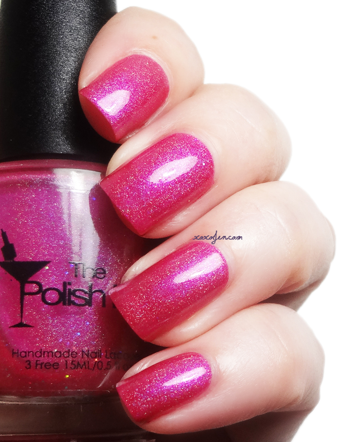 xoxoJen's swatch of The Polish Bar Love Potion