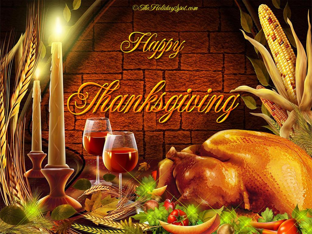 Celtic Lady Happy Thanksgiving