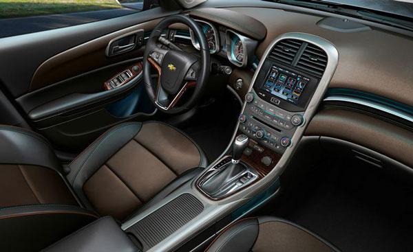 Chevrolet Malibu 2013 interior