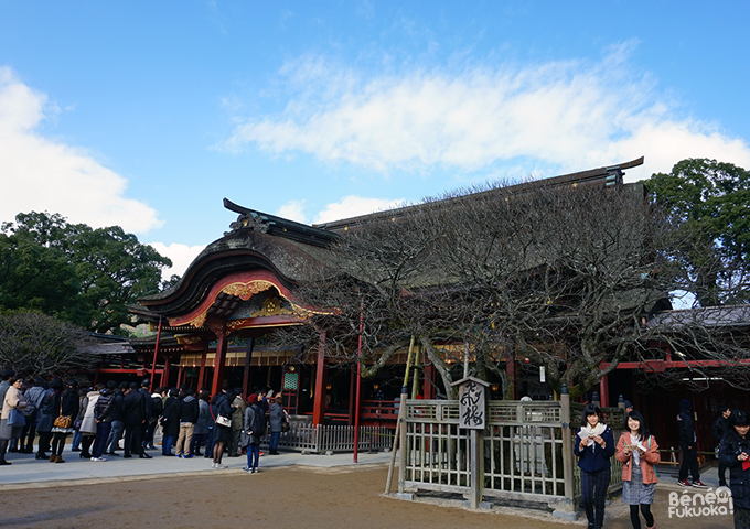 Dazaifu Tenmangu - Dazaifu, Fukuoka