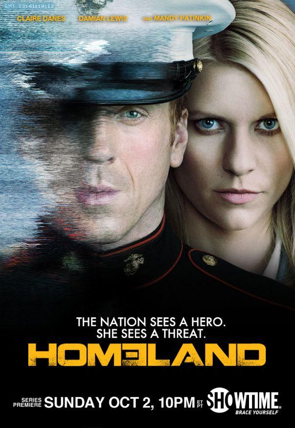 Homeland Temporada 1 Español Latino