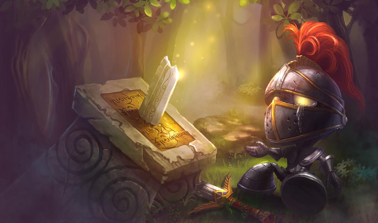 Küçük Şövalye Amumu