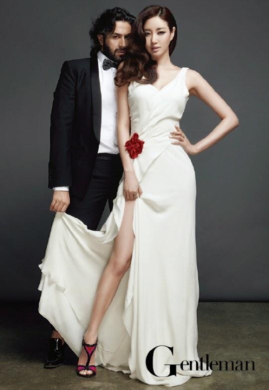 Kim Sarang - Gentleman June 2014