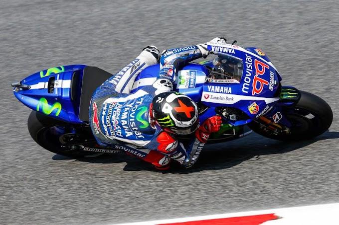 Race MotoGp Catalunya 2015 - Duo Movistar Yamaha Finis 1-2