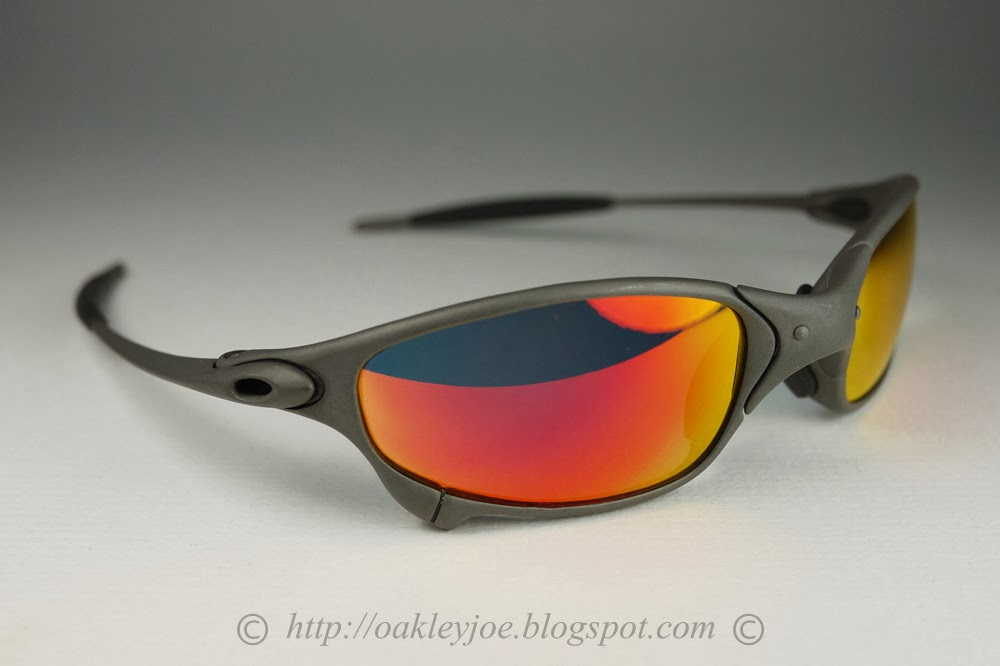 x metal oakley juliet