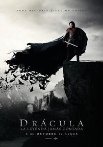 Drácula, La leyenda Jamás Contada Cover 1
