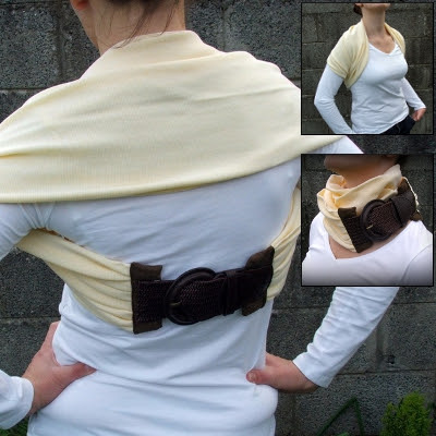 Awesome Multifunctional and Transforming Clothing (15) 5