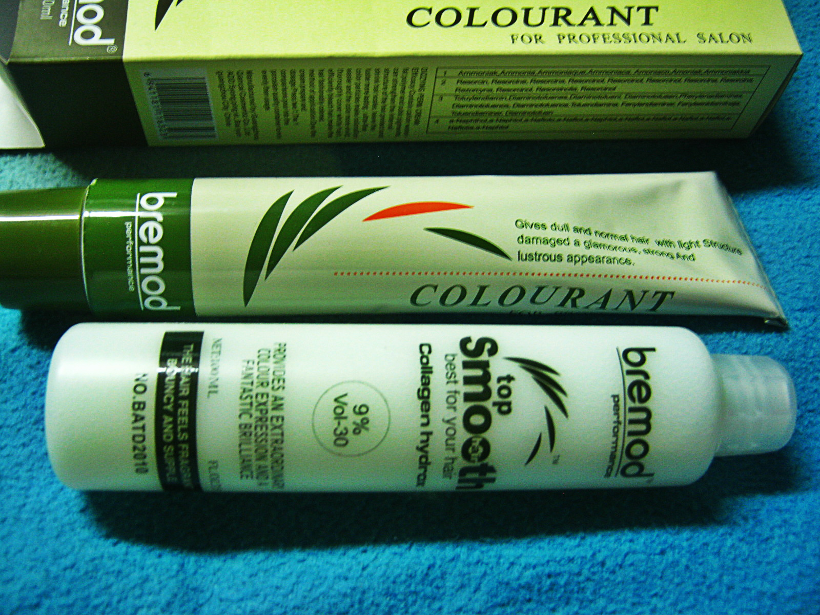 Prettythrifty: Bremod Hair Color + Result