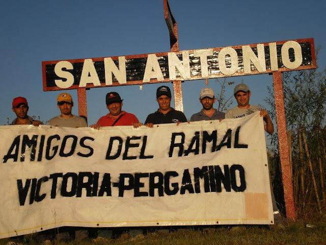 Con empeño y dedicación restauran ramales férreos de Buenos Aires