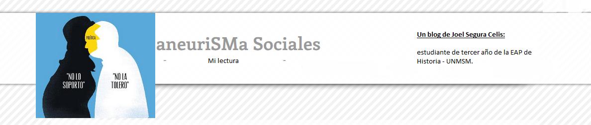 AneuriSMa Sociales...