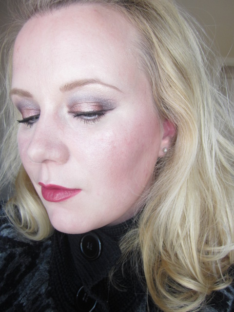 Baroque In Babylon: Nars Sin blush and MAC Love Goddess ...