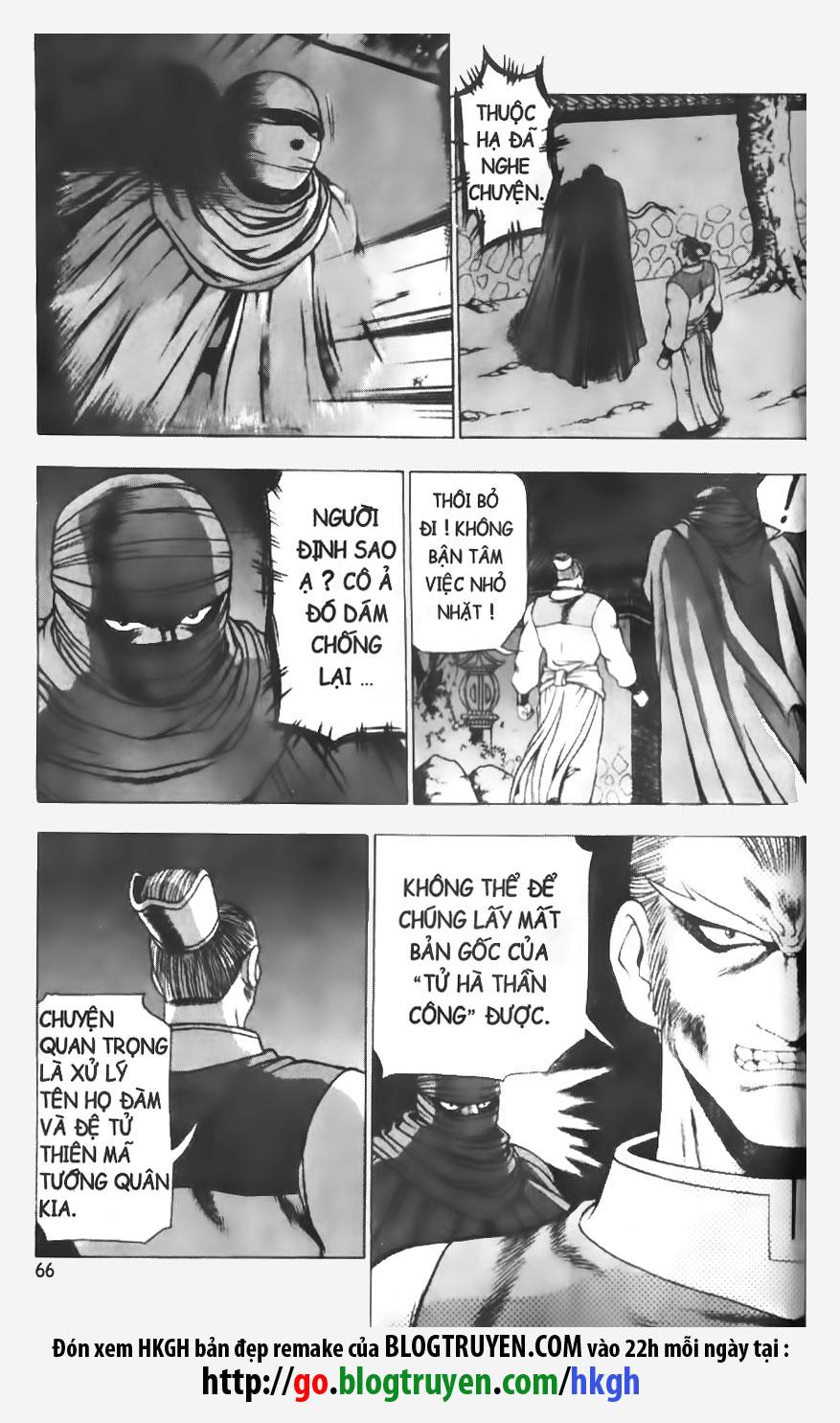 Hiệp Khách Giang Hồ chap 133 page 12 - IZTruyenTranh.com