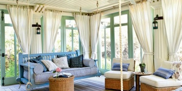 Sunroom Furniture Layout and Arrangement Ideas
