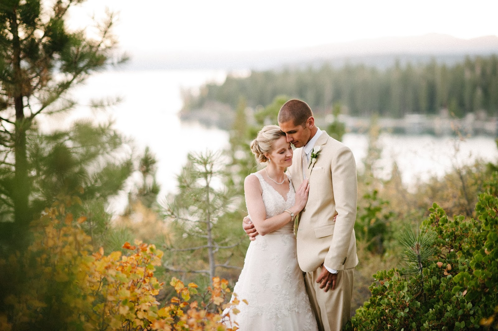 Fall Lake Tahoe Wedding // Acres of Hope Photography // Take the Cake Event Planning