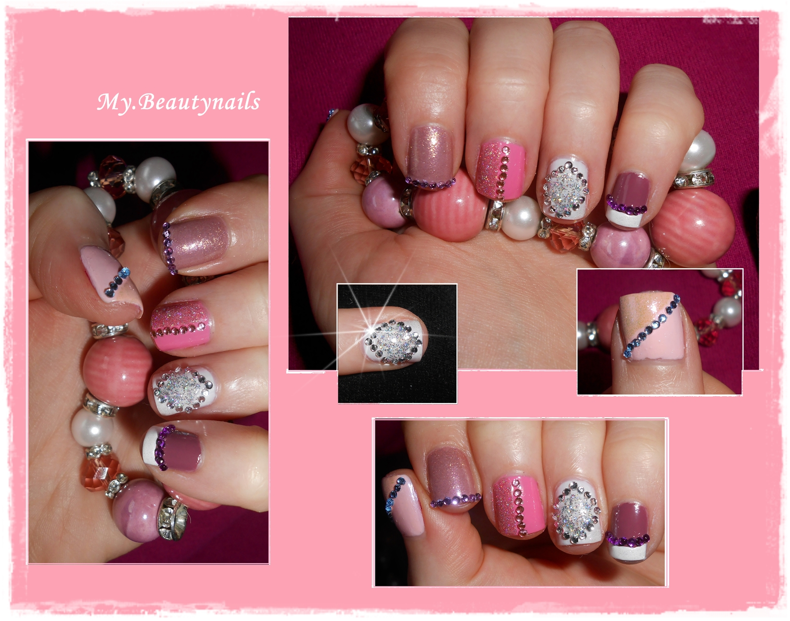 My-Beautynails: Dezember 2012