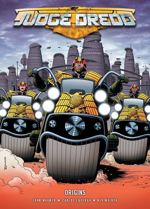 Review: Judge Dredd Origins