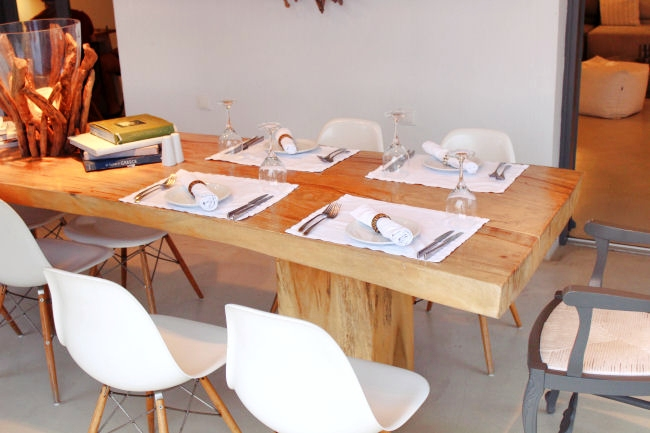 Grandma's restaurant, Liostasi hotel & spa (Ios, Greece). Where to eat in Ios. Best restaurants in Ios. Ios island restaurants.