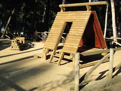 Playground in Granota Park
