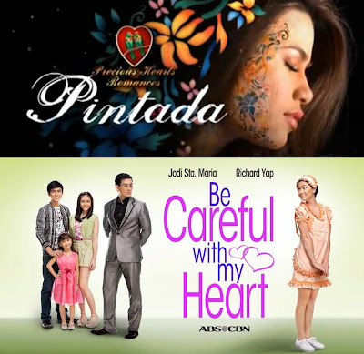 Kantar Media July 23, 2012 TV Ratings - Be Careful With My Heart and PHR Pintada on Top