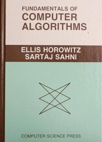 fundamental of computer algorithm by horowitz and sahni free epub rh grodno online Computer Algorithm Examples Algorithm Examples
