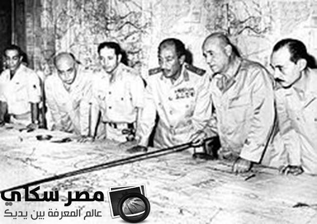 دور الدول العربية والولايات المتحدة الأمريكية أثناء حرب أكتوبر 1973