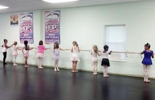 dance schools children myers park charlotte nc