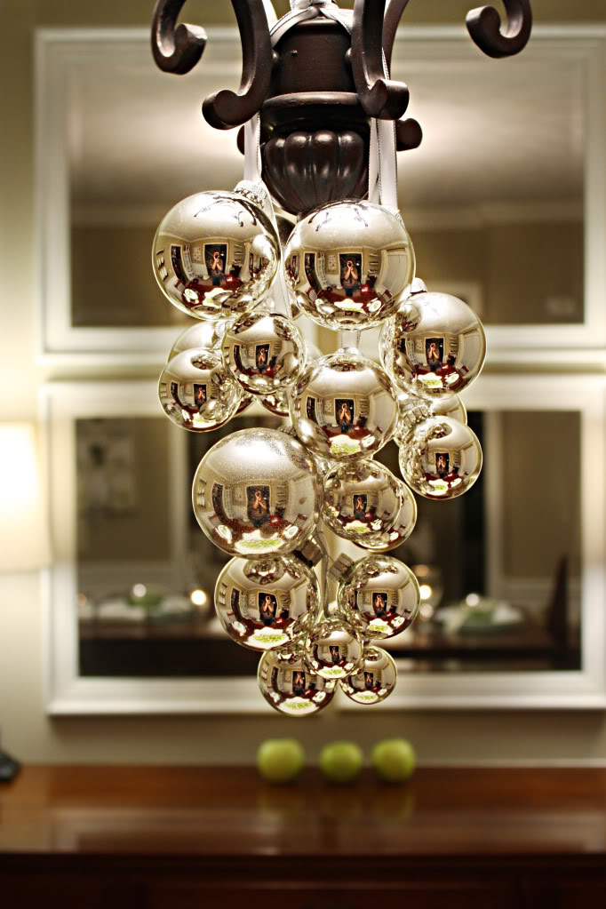 wall see 7 different christmas chandeliers beautiful christmas decor