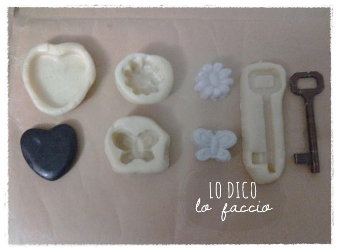 Célèbre Come fare stampi in silicone handmade per gessetti - tutorial ~ Lo  WC88