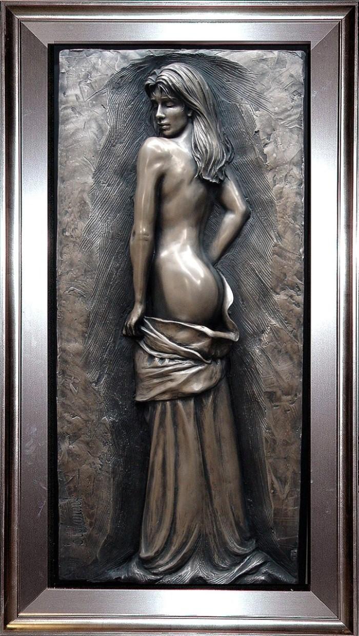 Bill Mack. Рельефные картины 43083
