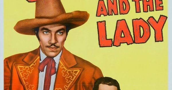 Davy Crocketts Almanack Of Mystery Adventure And The Wild West Overlooked Films Cisco Kid Lady 1939 Starring Cesar Romero