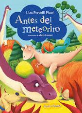 Antes del Meteorito - Editorial El gato de hojalata 2016