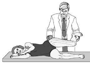 Teste de ober quest o de fisio for Test fisioterapia