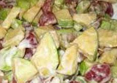 Resep praktis (mudah) salad buah mayonaise spesial (istimewa)  enak, legit, lezat