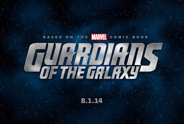Marvel's Guardians of the Galaxy Movie Logo