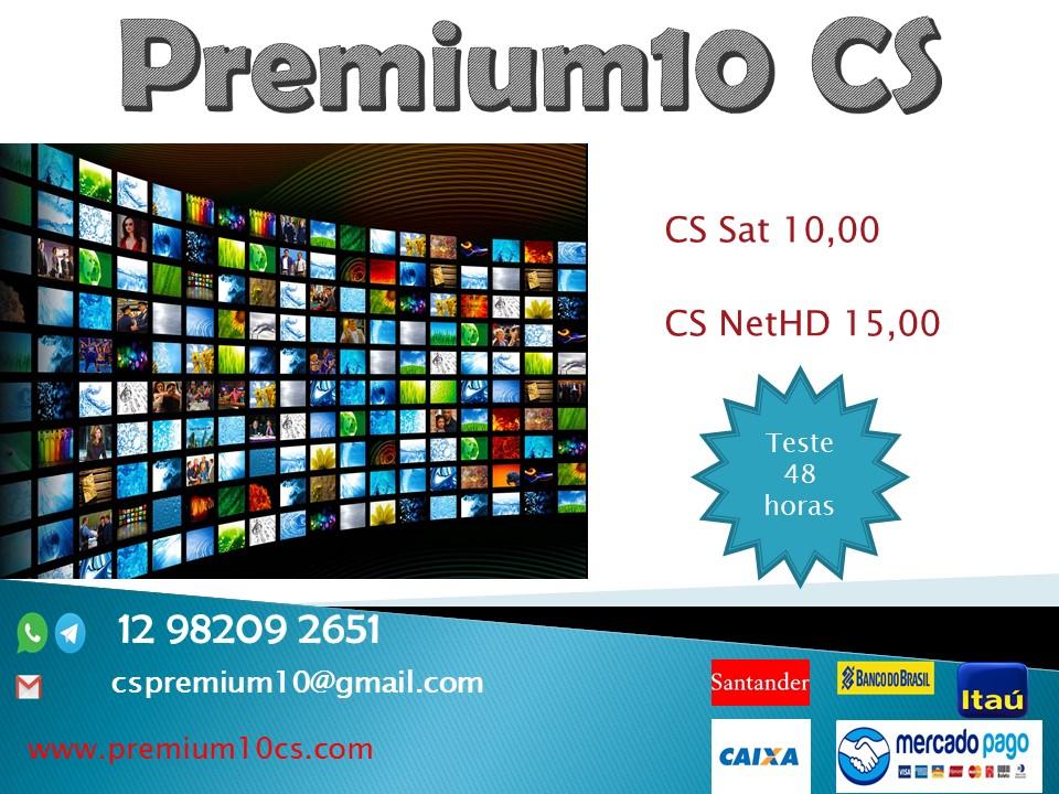 CS PREMIUM 10
