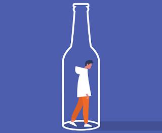 Sinais de Alcoolismo