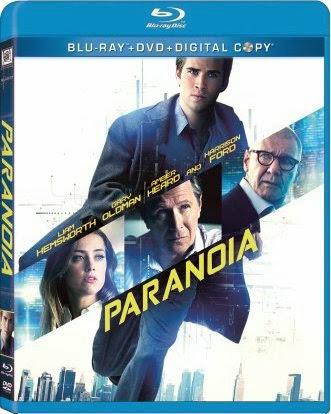 Paranoia 2013 BluRay 720p 800mb YIFY