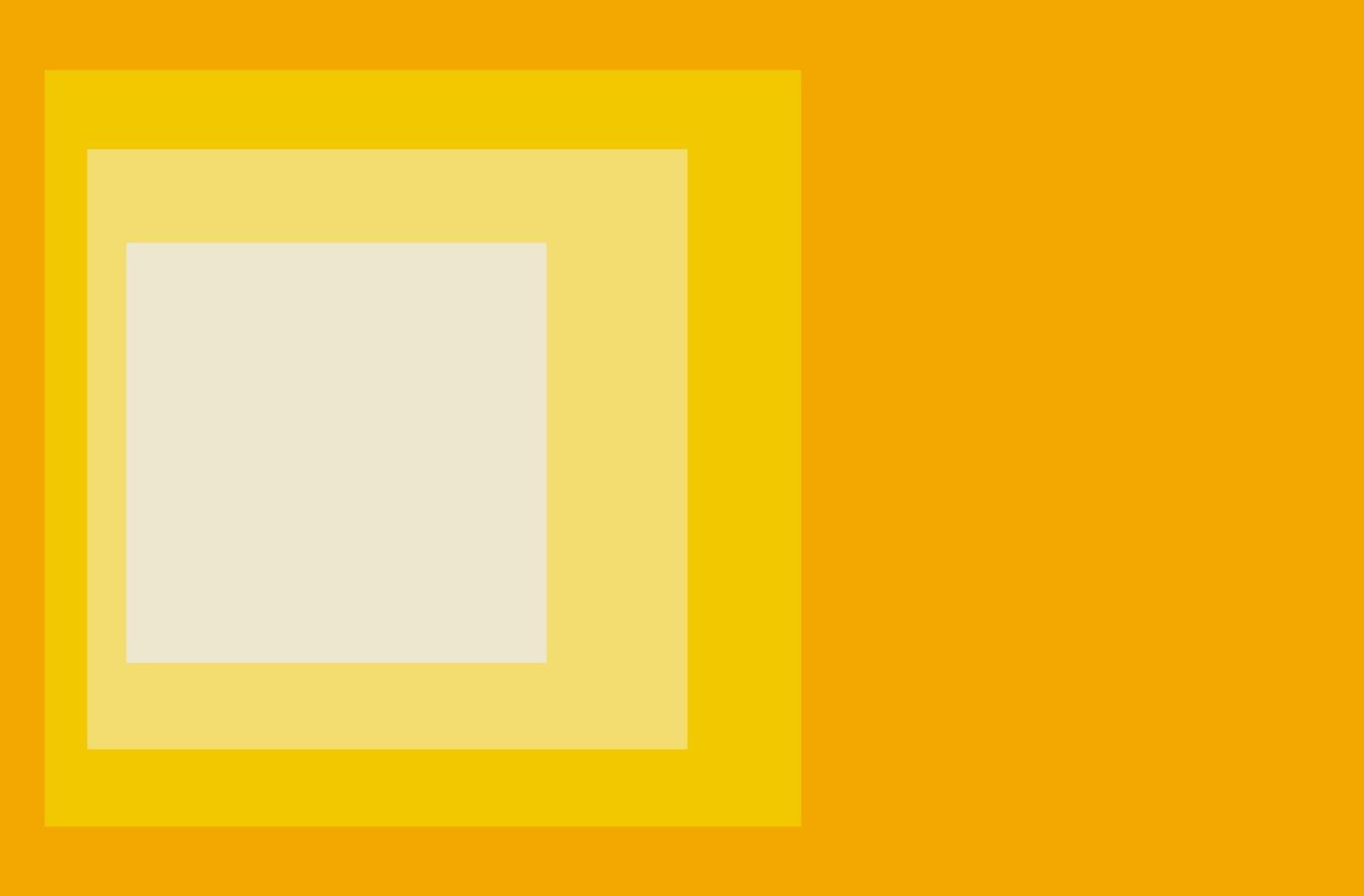 Josef Albers Screensaver | modern design by moderndesign.org