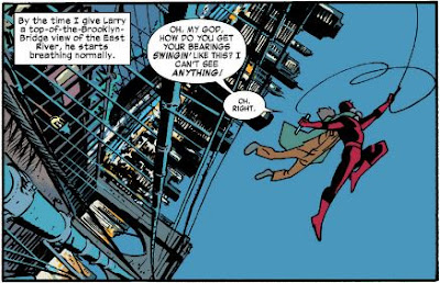 Daredevil #25 - Bearings - 365 Days of Comics