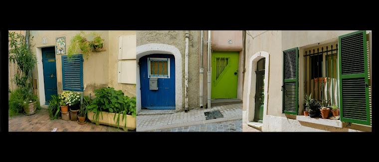 Une histoire de portes ! Cassis