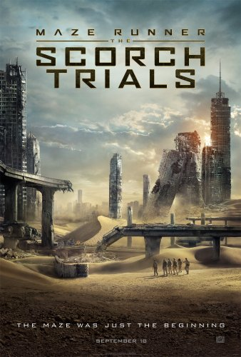 Maze Runner: The Scorch Trials (DVDRip Dual Latino / Ingles) (2015)