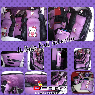 jok_Honda_Brio_interior_Hello_Kitty
