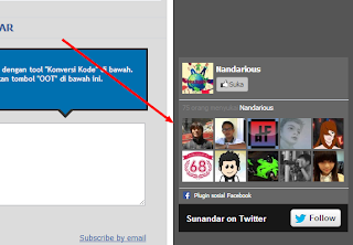 Membuat Sticky Widget Effect Bounce di Sidebar