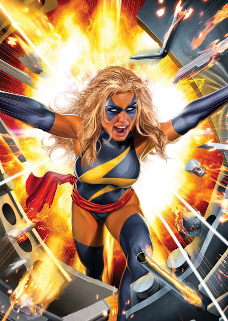 Ms.Marvel Character Review - 1
