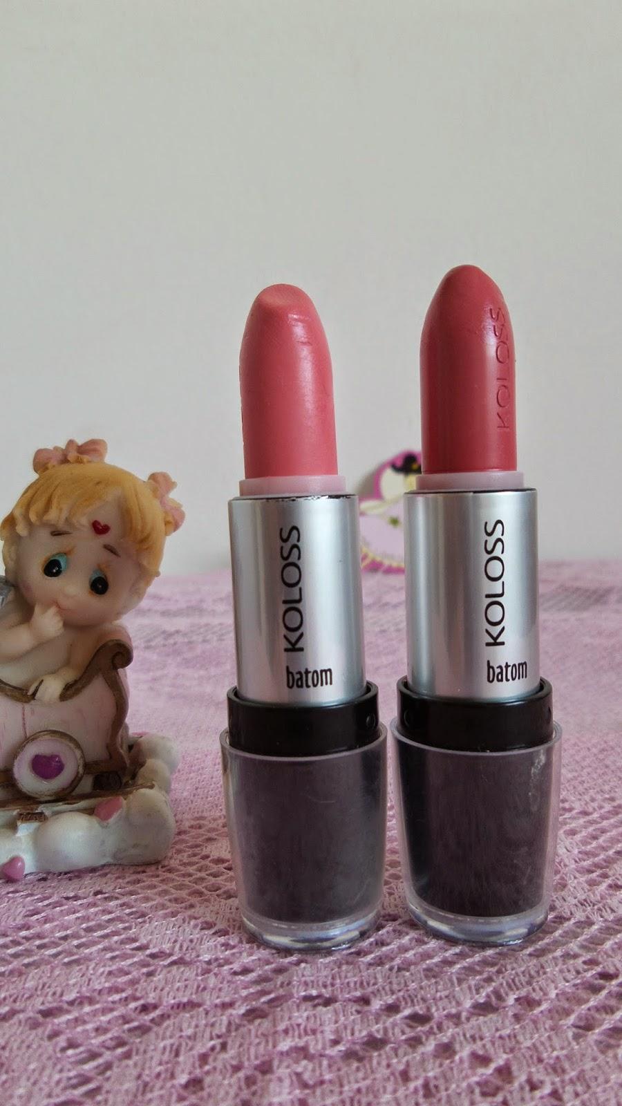 Koloss  Coral Chic  e Bella
