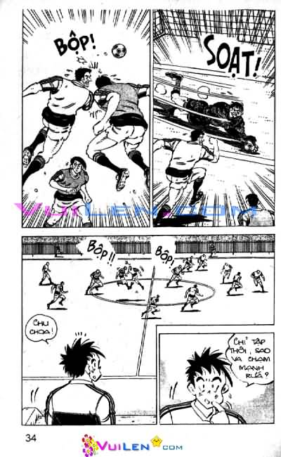 Jindodinho - Đường Dẫn Đến Khung Thành III Tập 66 page 34 Congtruyen24h